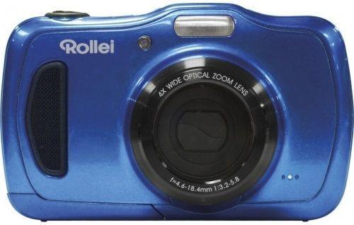Rollei Sportsline100 modrý