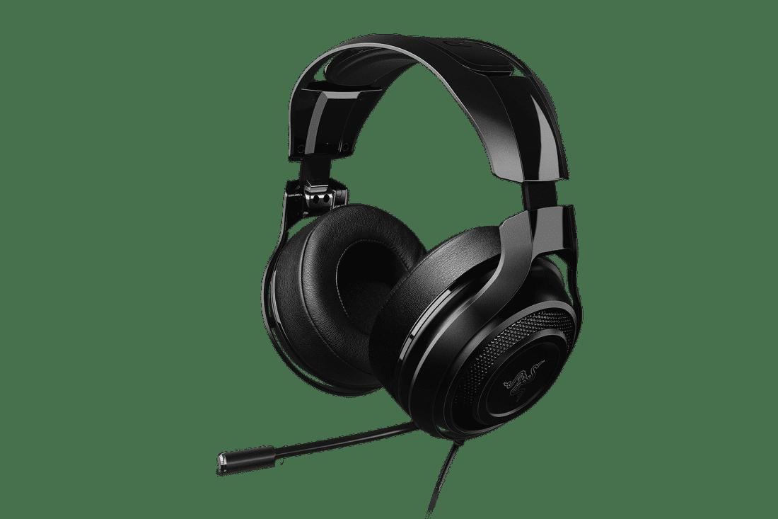 Razer Man O'War 7.1 černý headset