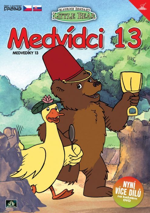 Medvídci 13 - DVD film