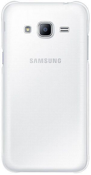Samsung Galaxy J3 2016 transparentní zadní kryt