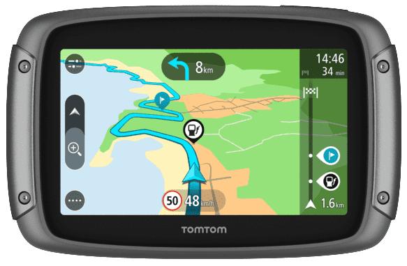 TomTom Rider 420 Europe Lifetime