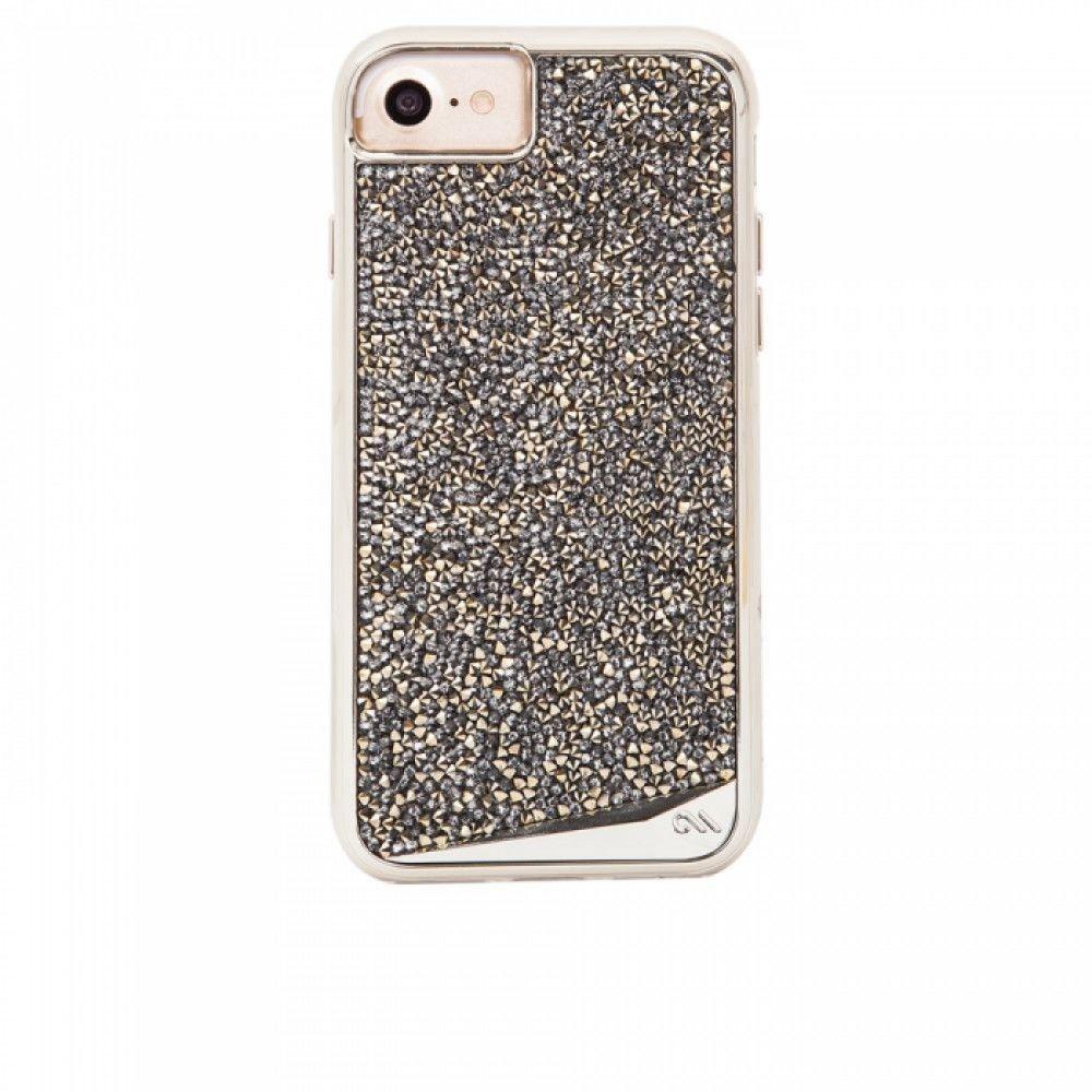 Case-Mate Brilliance Pouzdro na iPhone 6/7 zlaté