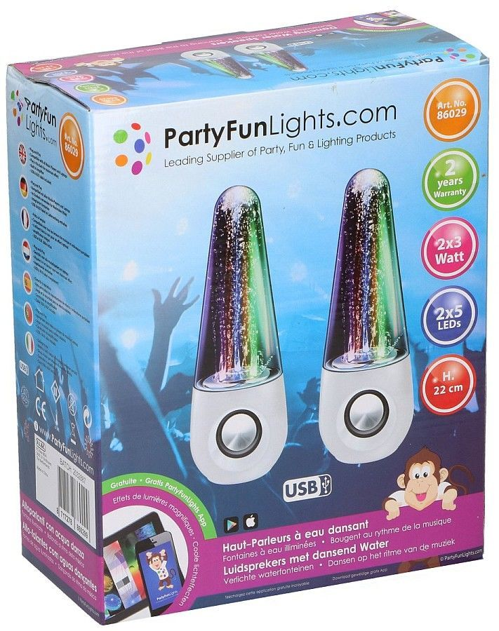 Party fun Dancing Water