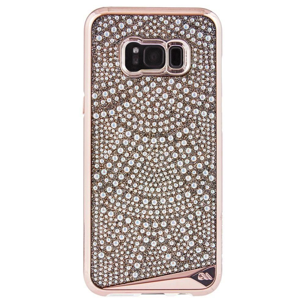 Case-Mate Brilliance Pouzdro na Samsung Galaxy S8 Plus růžové