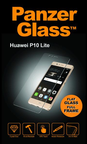 Panzerglass transparentní sklo na Huawei P10 Lite