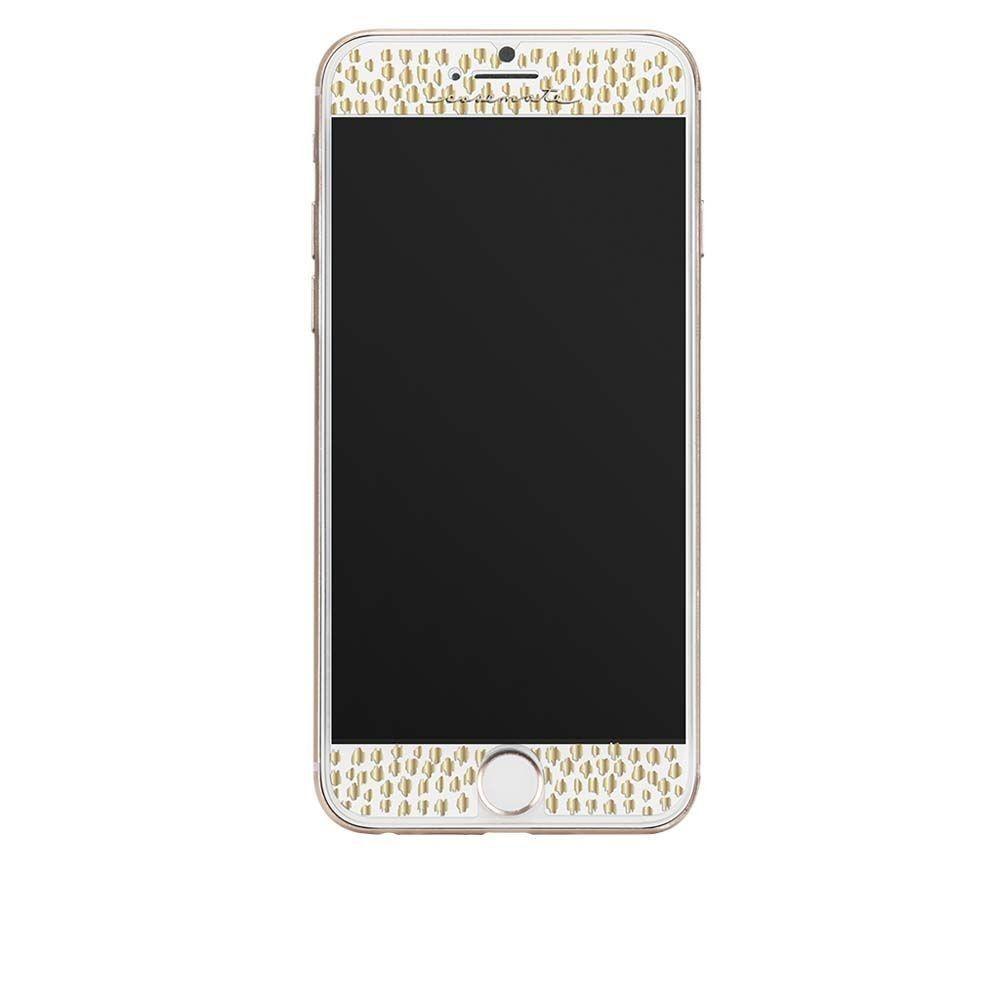 Case-Mate zlaté sklo na Apple iPhone 7 Plus