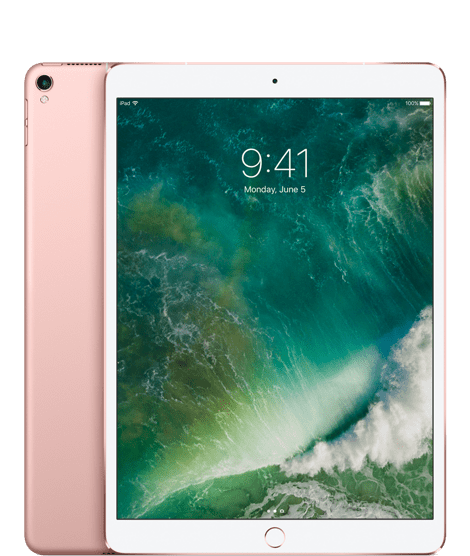 Apple iPad Pro 10,5'' Wi-Fi 256GB růžovo zlatý MPF22FD/A