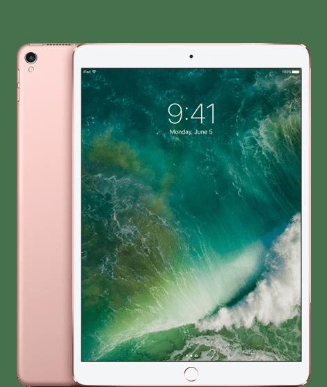 Apple iPad Pro 10,5'' Wi-Fi 512GB růžovo zlatý MPGL2FD/A