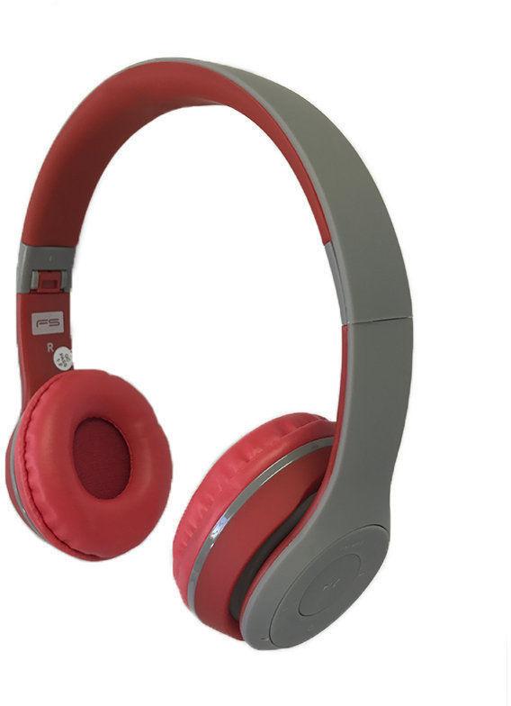 Omega Freestyle BT šedo-červený