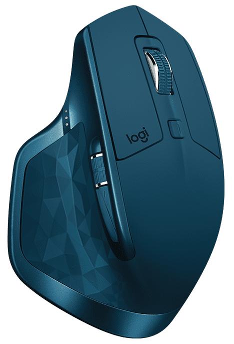 Logitech MX Master 2S modrá