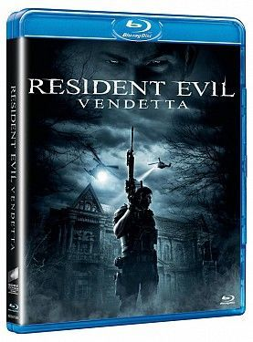 Resident Evil: Vendetta - Blu-ray film