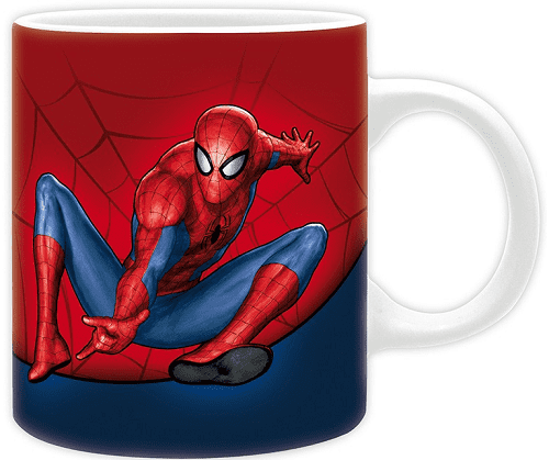 Magic box Spiderman hrnek