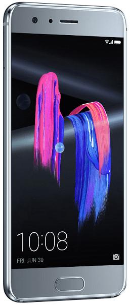 Honor 9 Dual SIM stříbrný