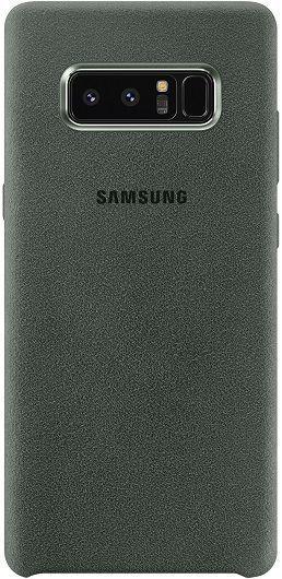 Samsung Alcantara pro Galaxy Note8, zelená