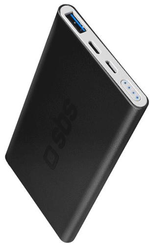 SBS powerbanka 5000 mAh, černá