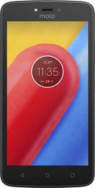 Lenovo Moto C Dual červený