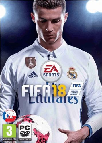 FIFA 18 - PC hra + dárek MIKROTRADING MÍČ LOPTA, Míč fotbalový zdarma
