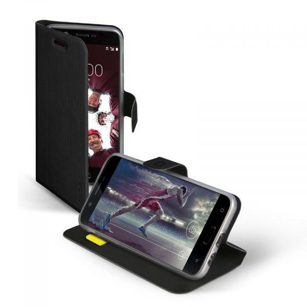 SBS knížkové pouzdro Nokia 5 černé