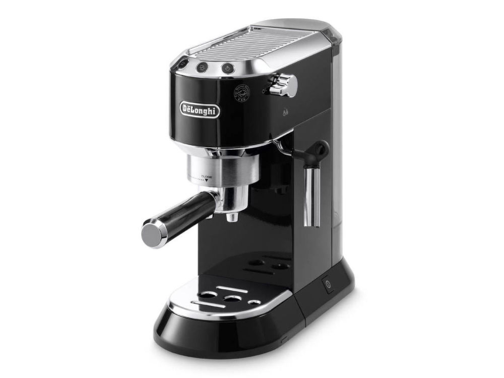 DELONGHI EC 680 BK (černá) - Pákové espresso
