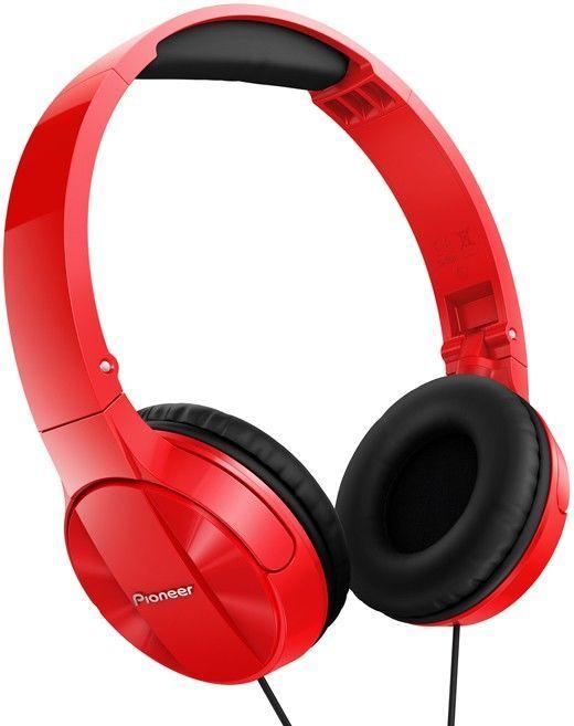 Pioneer SE-MJ503-R červené