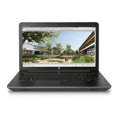HP Zbook 17 G3, 1RQ40ES
