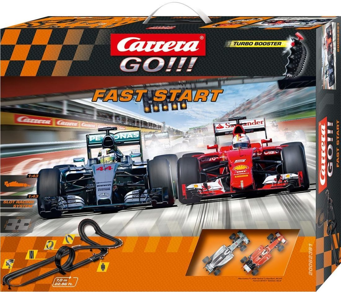 Carrera Go Fast Start