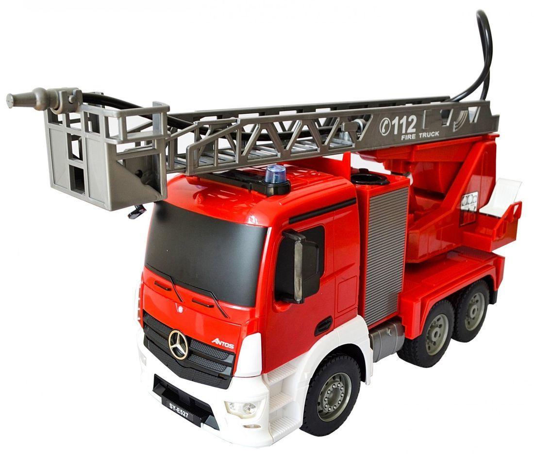 Fleg Mercedes Benz hasiči