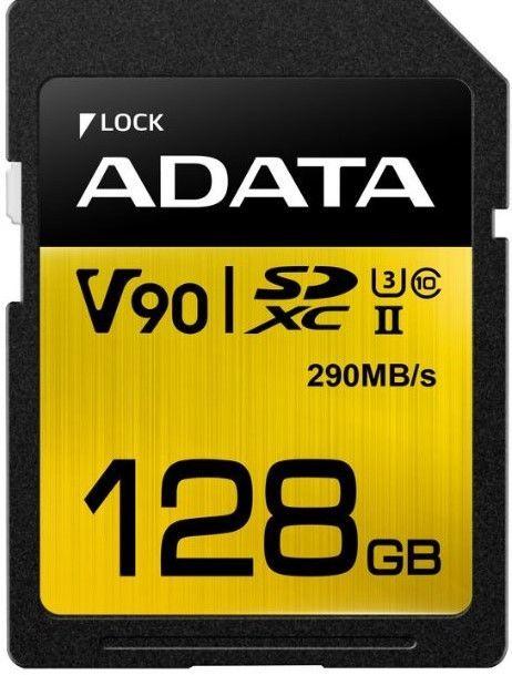 ADATA microSDXC 128 GB 290 MB/S U3 CLASS 10 UHS-II
