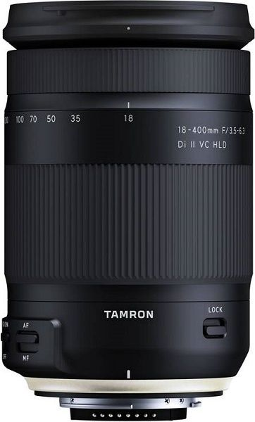 Tamron AF 18-400mm f/3.5-6.3 Di II VC HLD pro Canon EF-S