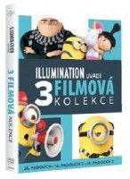 Já, padouch 1-3 - DVD film + dárek Tajný život mazlíčků - DVD zdarma