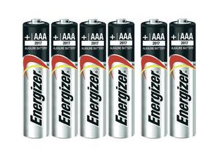 Energizer Ultra+ AAA LR03, 6ks