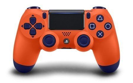 Sony PS4 Dualshock 4 V2 Sunset Orange