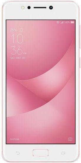 Asus ZenFone 4 Max Dual SIM růžový