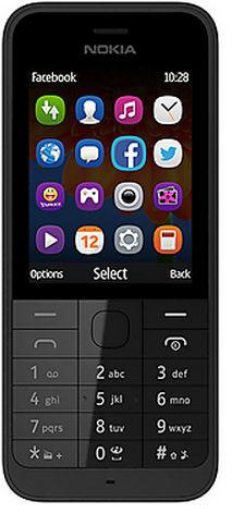 Nokia 220 (černý)