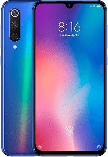 Xiaomi Mi 9 SE 64 GB modrý