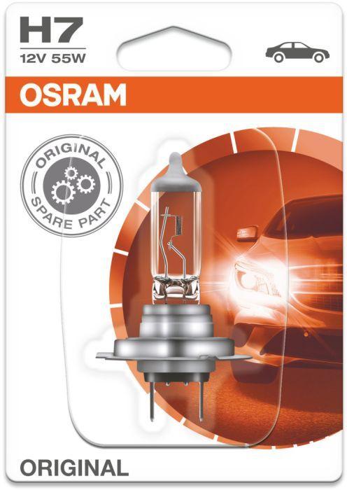 OSRAM H7 12V 55W Standard Line Autožárovka
