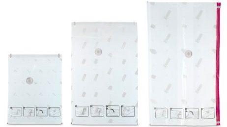 Dormeo Storage Bags vakuové úložné pytle (3ks)