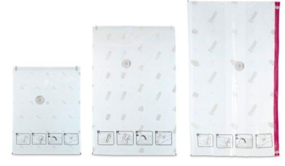 Dormeo Storage Bags vakuové úložné pytle (5ks)