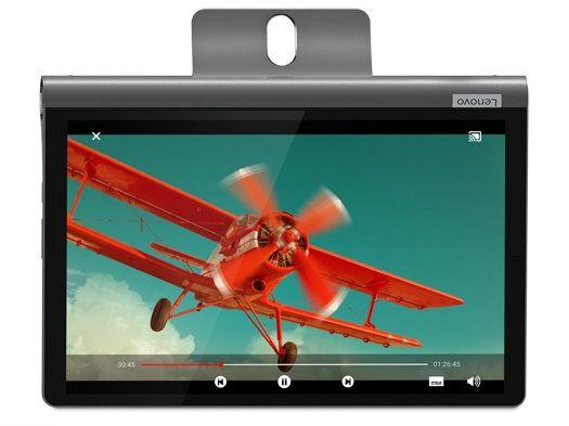 Lenovo Yoga Smart Tab s Google Asistentem ZA3V0054CZ šedý