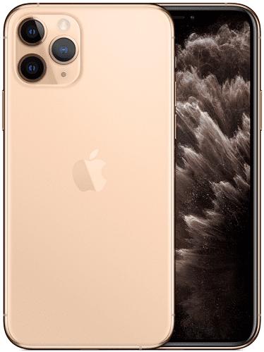 Apple iPhone 11 Pro 64 GB zlatý