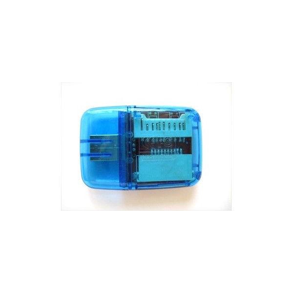 WINNER čtečka paměťových karet SD, microSD, MSmicro