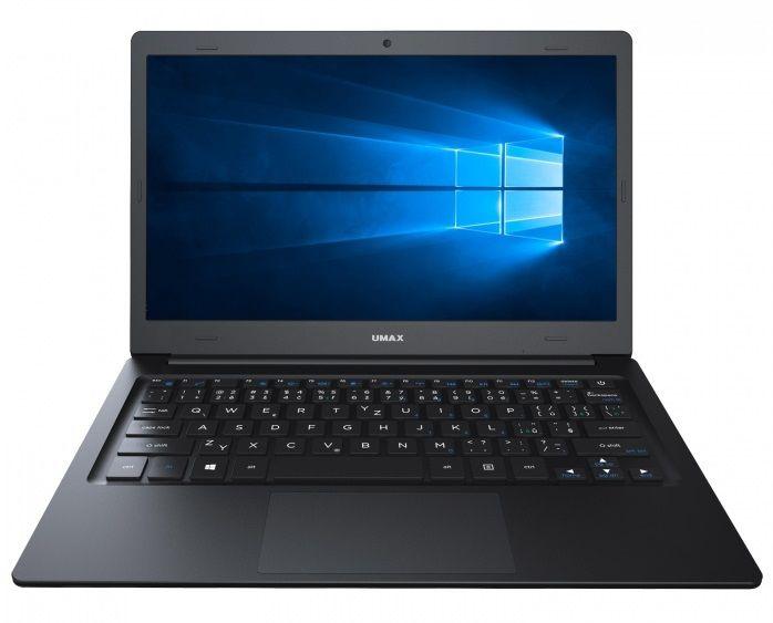 Umax VisionBook 12WI-64G černý
