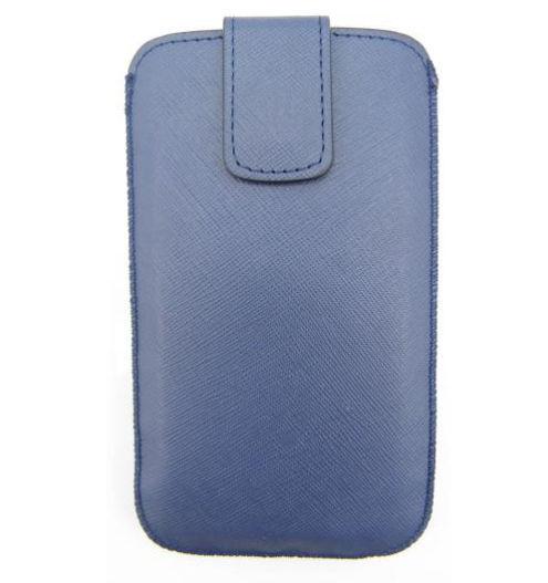 Winner pouzdro Pure vel. 12 pro Samsung S4 Mini (modré)