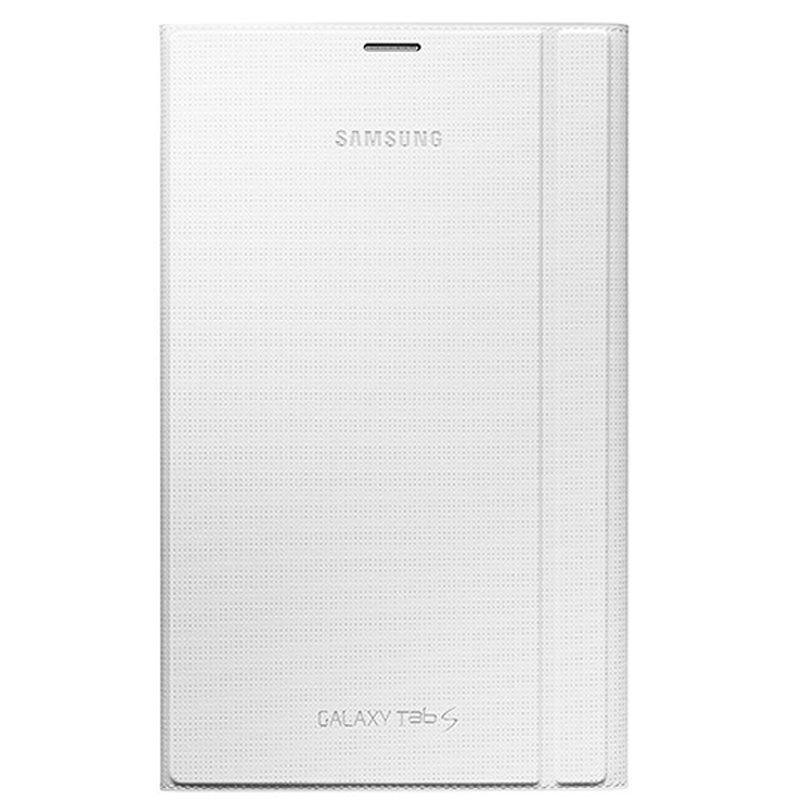 "Samsung flip cover pro Tab S 8.4"" (bílý)"