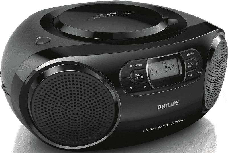 Philips AZB500 černý