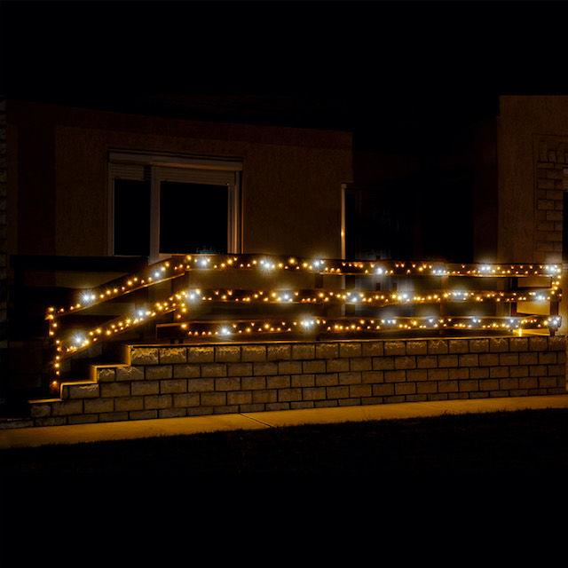 Somogyi KKL 500F/WH LED světelný řetěz