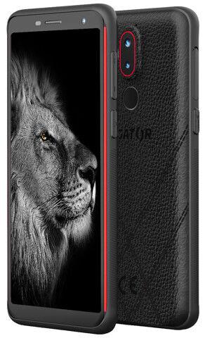 Aligator RX800 eXtremo černo-červený