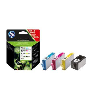 HP C2N92AE#301 No.920XL - barevný inkoustový set