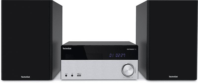 Technisat Digitradio 750 černo-stříbrný
