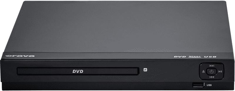 Orava DVD-405 černý
